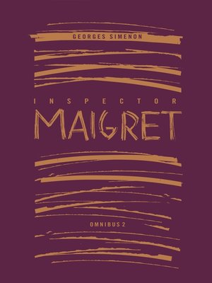 cover image of Inspector Maigret Omnibus 2