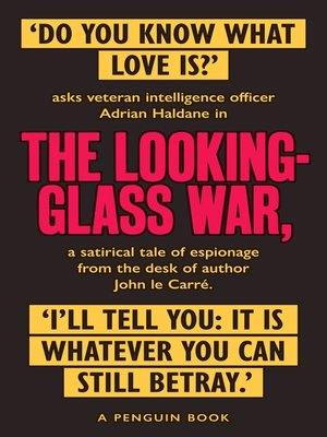 cover image of The Looking Glass War