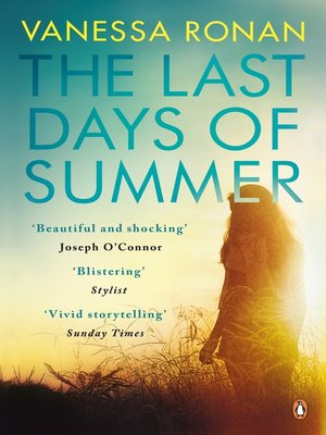 cover image of The Last Days of Summer