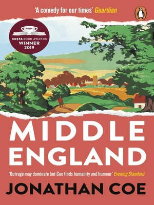 cover image of Middle England