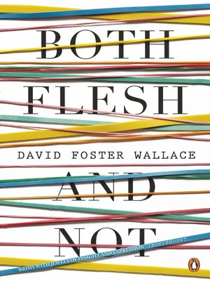 cover image of Both Flesh and Not