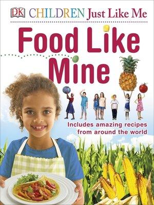 cover image of Food Like Mine