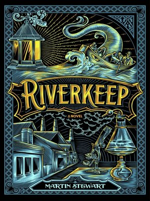 cover image of Riverkeep