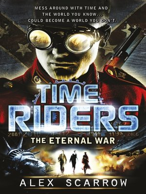 cover image of The Eternal War