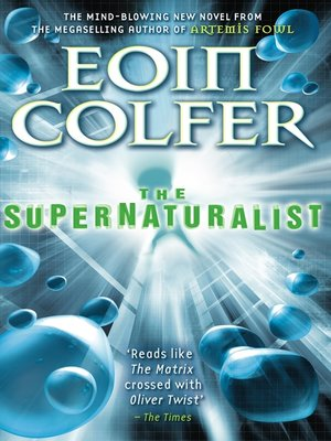 cover image of The Supernaturalist