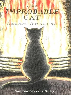 cover image of The Improbable Cat