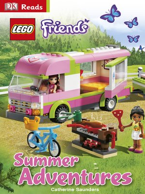 cover image of LEGO® Friends: Summer Adventures