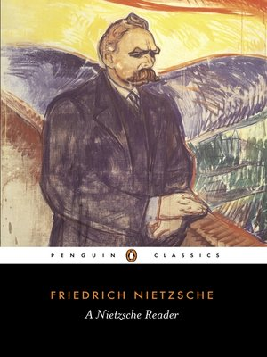 cover image of A Nietzsche Reader
