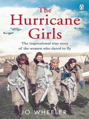cover image of The Hurricane Girls
