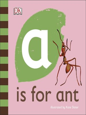 cover image of A is for Ant
