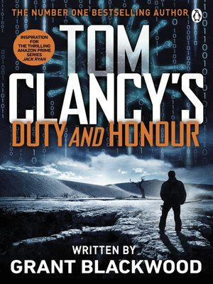 cover image of Tom Clancy's Duty and Honour