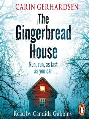 cover image of The Gingerbread House