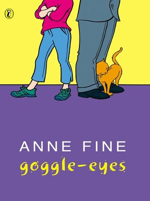 cover image of Goggle-eyes