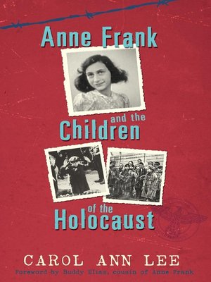 cover image of Anne Frank and Children of the Holocaust