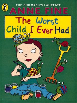 cover image of The Worst Child I Ever Had