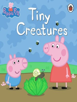 cover image of Tiny Creatures