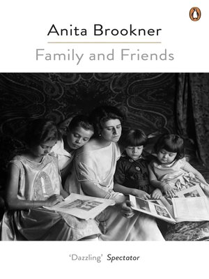 cover image of Family and Friends