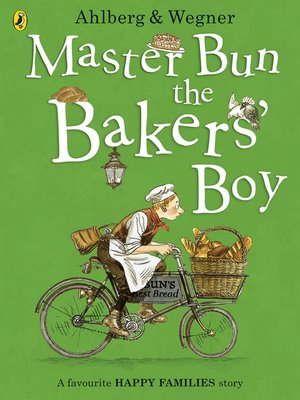 cover image of Master Bun the Bakers' Boy