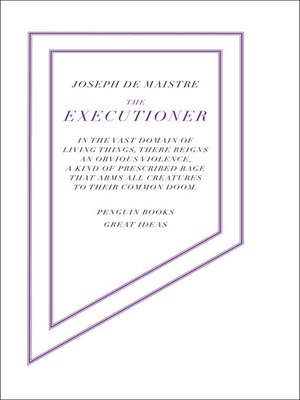cover image of The Executioner