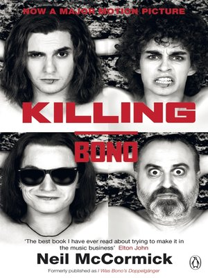 cover image of Killing Bono