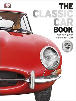 cover image of The Classic Car Book