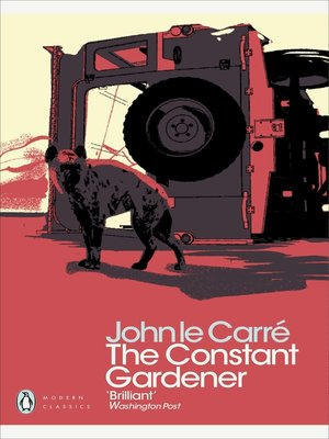 cover image of The Constant Gardener