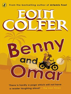cover image of Benny and Omar