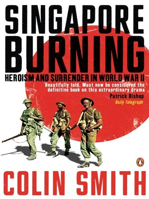 cover image of Singapore Burning