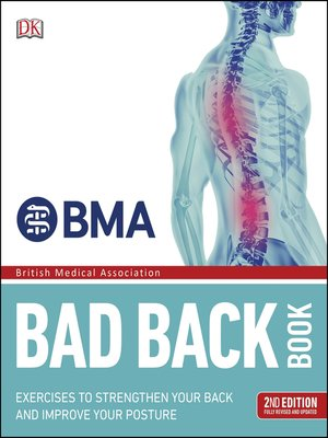 cover image of BMA Bad Back Book