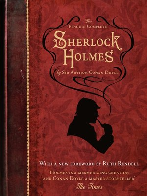 cover image of The Penguin Complete Sherlock Holmes
