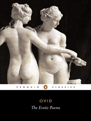 cover image of The Erotic Poems