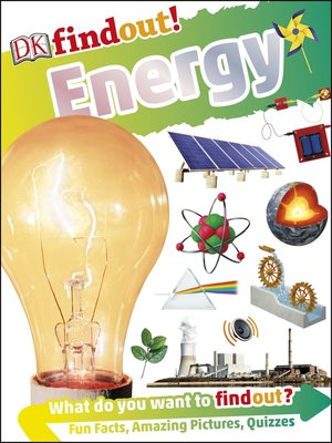cover image of DKfindout! Energy