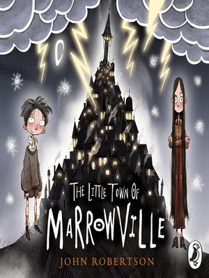 cover image of The Little Town of Marrowville