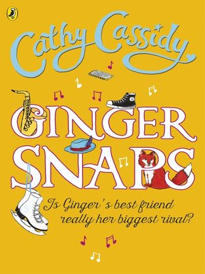 cover image of GingerSnaps