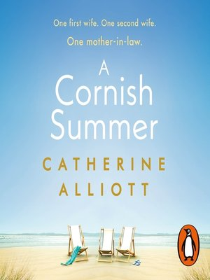 cover image of A Cornish Summer