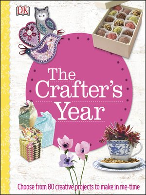 cover image of The Crafter's Year