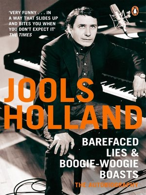 cover image of Barefaced Lies and Boogie-Woogie Boasts