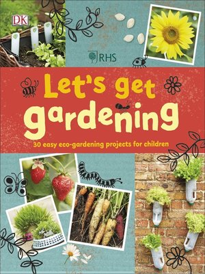 cover image of RHS Let's Get Gardening