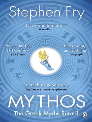 cover image of Mythos