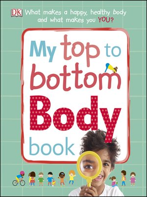 cover image of My Top to Bottom Body Book