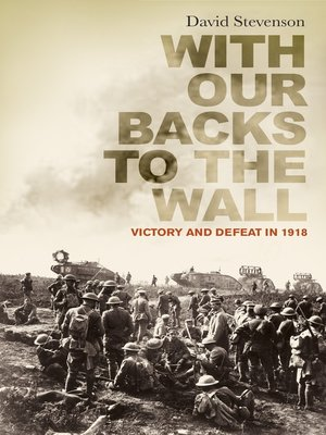 cover image of With Our Backs to the Wall