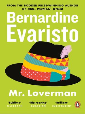 cover image of Mr Loverman