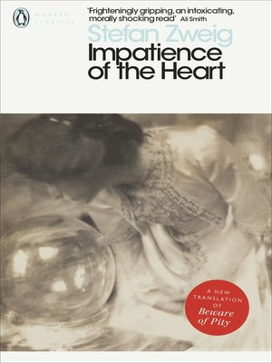 cover image of Impatience of the Heart