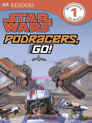 cover image of Star Wars: Podracers Go!