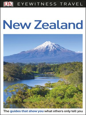 cover image of DK Eyewitness Travel Guide New Zealand