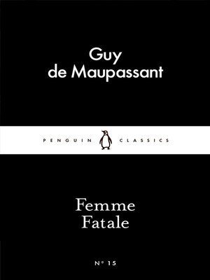 cover image of Femme Fatale