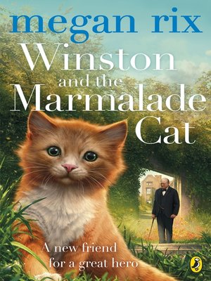 cover image of Winston and the Marmalade Cat