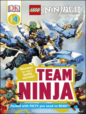 cover image of LEGO® Ninjago Team Ninja