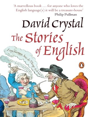 cover image of The Stories of English