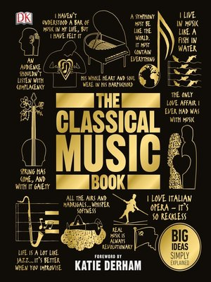 cover image of The Classical Music Book